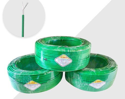 金属发热电缆