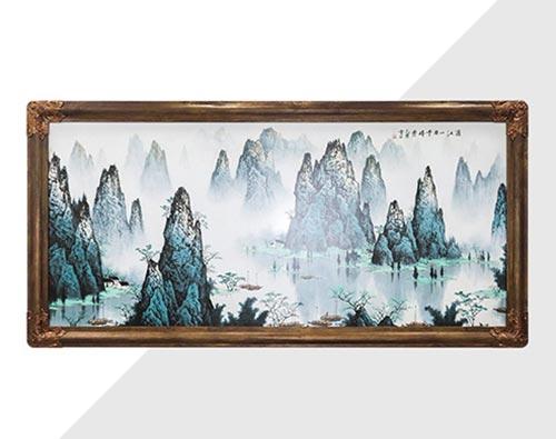 碳晶墙暖画
