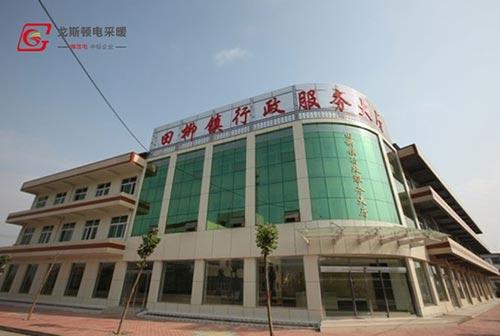 山东省田柳镇行政服务大厅