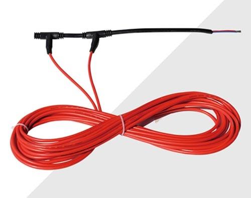 乌兰察布PVC碳纤维发热电缆